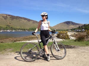 Cycling In Arran